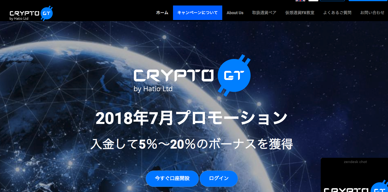 CryptoGTで賢くFX
